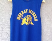 Graphic Lion Murray Middle Muscle Tee
