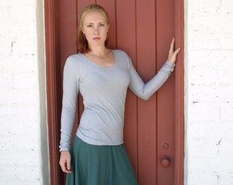 Leo Top ~ Bamboo & Organic Cotton ~ Made to Order