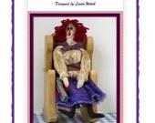 Gypsy Annie Raggedy Ann Doll E-Pattern