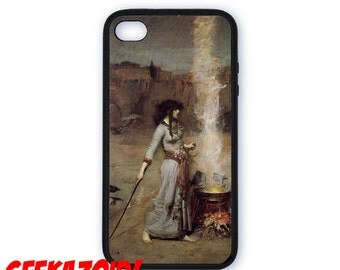 The Magic Circle Waterhouse Cell Phone Case for iPhone and Samsung Galaxy