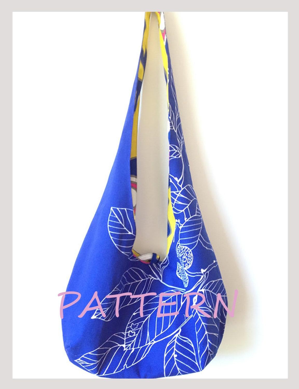 Free Hobo Shoulder Bag Pattern 91