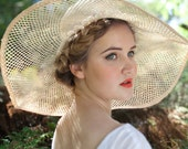 Pina Colada Woven Straw Hat
