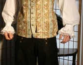 Man's 18th Century Court Vest