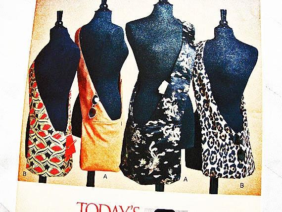 Hippie Shoulder Bag Pattern 45