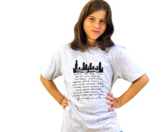 Chicago Invented Youth Tee- Pick Your Size