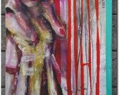 "Fine art print 8x10 inches ""Edie girl #3"""