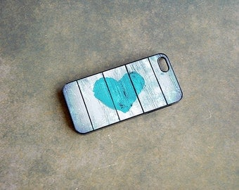 Teal Rustic Wood Phone Case, iPhone 5s Cases, iPhone 5c Cases, Phone Cases, iPhone 5 Cases, iPhone 4 Cases, iPhone 4s Cases, iPhone 5s Cover