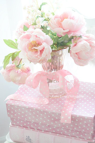 pink peonies photography baby girl nursery decor dreamy pink