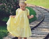 Summer Dress SEW FLOUNCY Tiered Pillowcase Dress Pattern PDF Instant Download Beginner Sewing Pattern