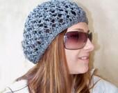 Knitting PATTERN, Knit Slouchy Beanie Patterns, Womens Hat Pattern, Slouchy Beanie Pattern, Slouchy Hat Pattern, Slouch Beanie Pattern
