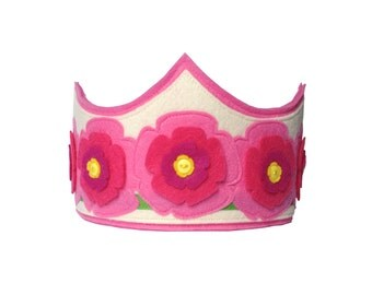 Summer Princess Crown