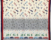 """Quilt, My Favorite Car,  Approximately 38"""" X 52"""""""