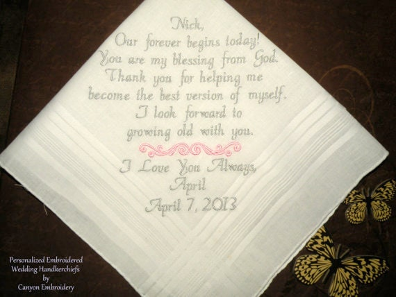 Wedding Gifts For The Husband From The Bride : Fiance Gift Wedding Gift for Husband Gift for the Groom from his Bride ...