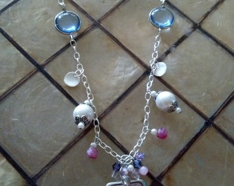 SALE Easily Distracted By Shiny Things Necklace *Free Shipping*