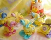 The ORIGINAL WASHCLOTH DUCK..Baby Quackers ..Bill of a Different Color..Unique Gender Reveal Idea..Duck Baby Shower..Baby Washcloths..Quack