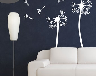 Dandelion (Medium) - Vinyl Wall Decal