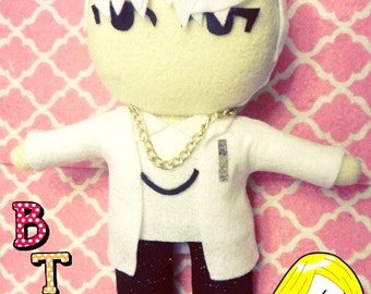 "KPOP BTS Rap Monster Plushie plush toy doll ""Just One Day"" MV version"