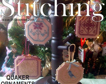 Issue 11 The Gift of Stitching Cross Stitch Magazine