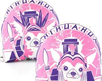 Chihuahua Dog Breed Pillow Matching Set