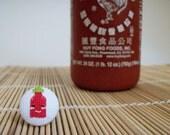 Sriracha Ring/Pin/Magnet