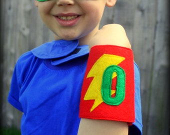 Every Hero's Cape and Accessories Sewing Pattern Children and Adult