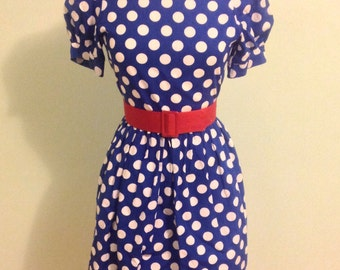Blueberry Pie Dress