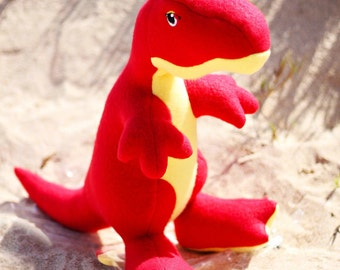 Personalize Your Own Custom Dinosaur Plush