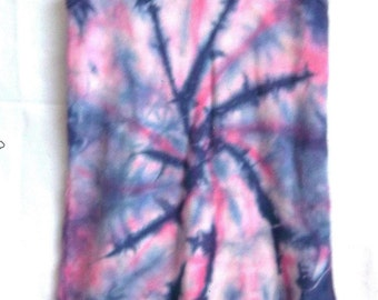 Girls Tiedye Racerback Dress