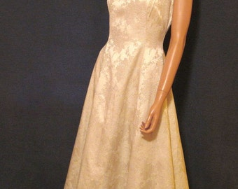 Vintage Jessica McClintock Wedding Dress Size 8