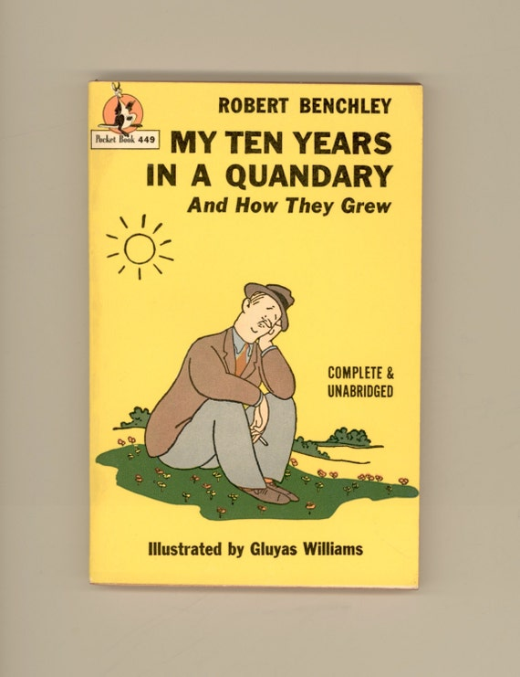 my face by robert benchley Robert benchley's wiki: robert charles funny face, did not have benchley's name such as the 1983 random house compilation the best of robert benchley.
