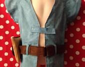 Flynn Rider Inspired Everyday Dress Up Vest