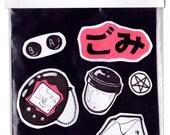 Stick-er-Die Hand Drawn Sticker Packs, #2