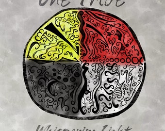 One Tribe - NEW CD release from Whispering Light