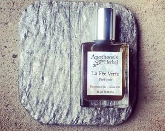 La Fée Verte Perfume -  Essential Oil Perfume