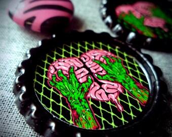 Brain Lover earrings