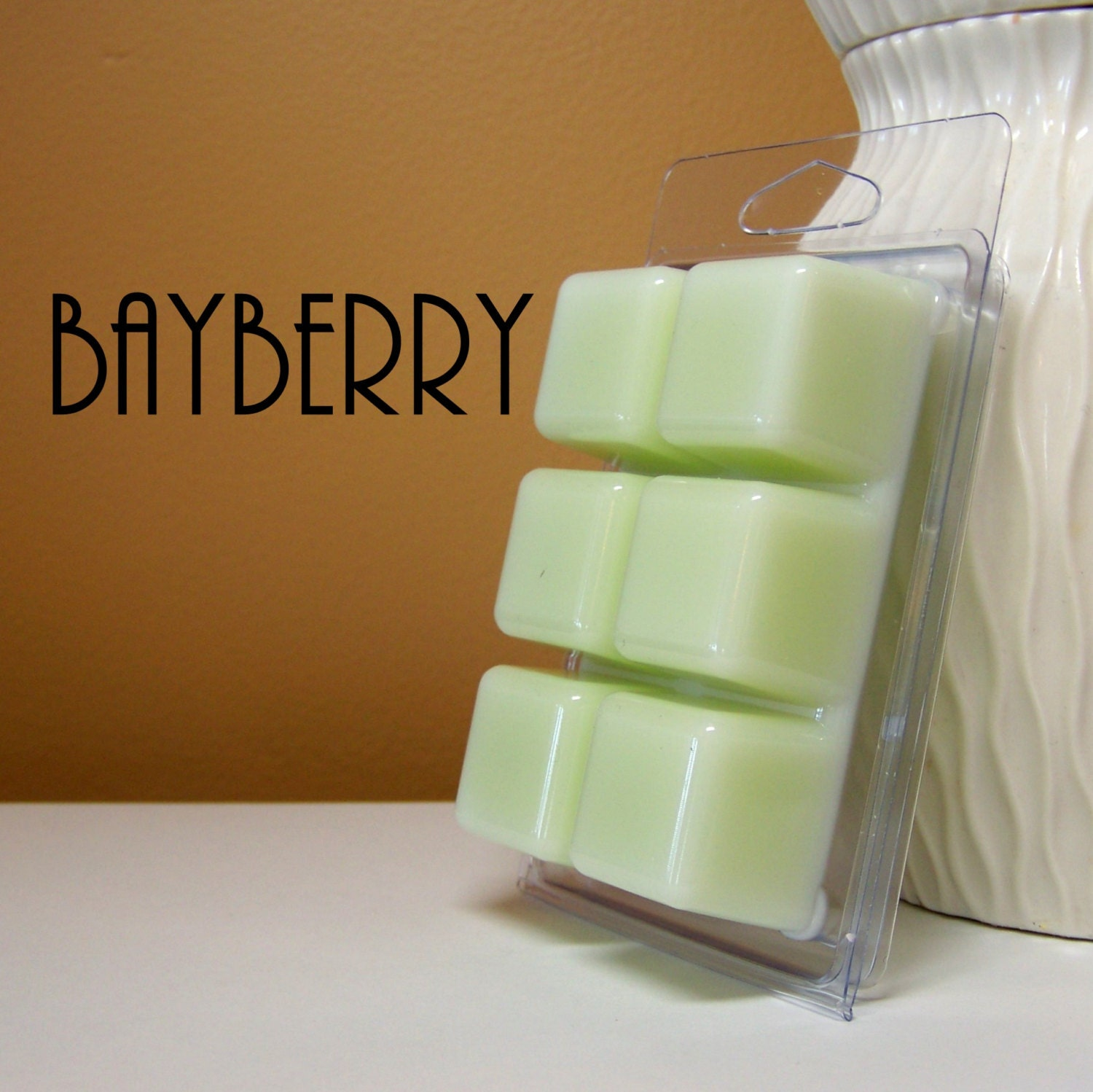 Bayberry Scented Wax Melts Christmas Wax by StillW