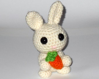 Bunny Crochet Plush