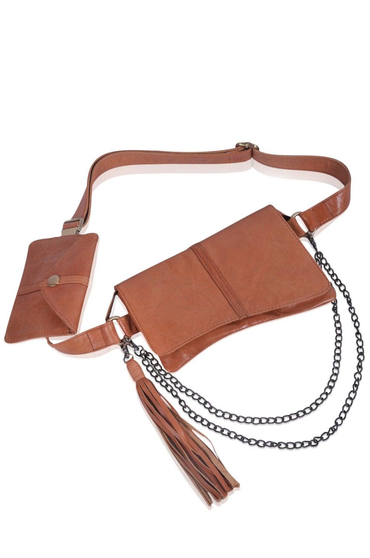 voyager leather belt bag festival belt bag belt bag