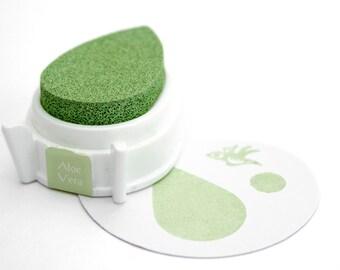 Aloe Vera VersaMagic inkpads (light green)