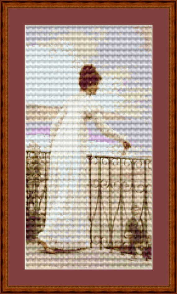 A Favour Cross Stitch Pattern
