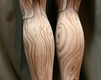 ball joint tights. wooden marionette tights ball joint