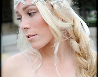 Crystal Headband, Bridal Headband, Wedding Hair Piece