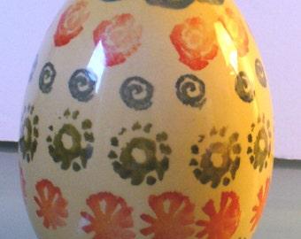 Made in Italy Italica ARS Ceramic Egg