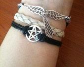 Castiel bracelet - Supernatural