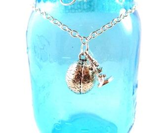 Molly Hooper - BBC Sherlock Necklace