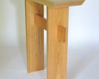 small narrow side table wood entry table console table narrow hall table