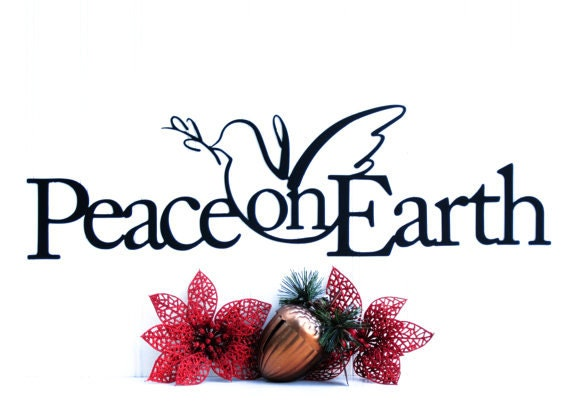 Peace On Earth Christmas Peace on earth christmas
