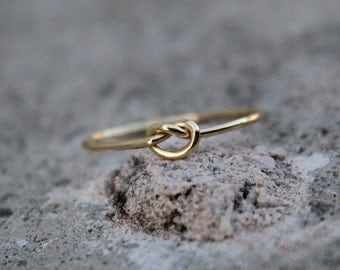 Love Knot Ring, Friendship ring