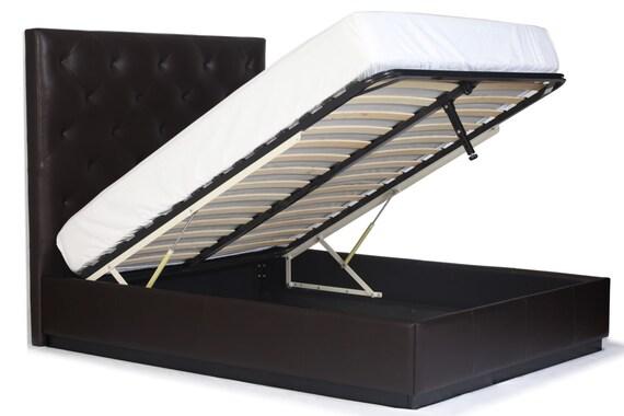 Storage Lift Bed Mechanism : Storage bed lift mechanism