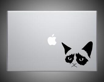 Grumpy Cat Decal Vinyl Sticker